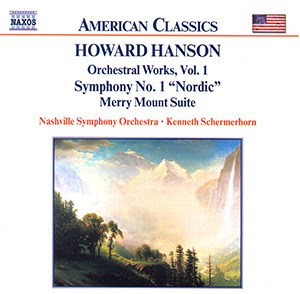 Howard Hanson Orchestral Works
