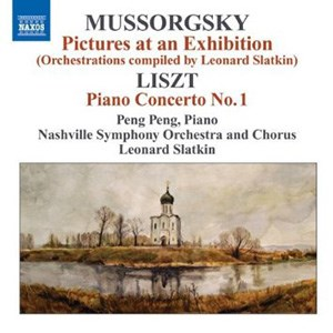 Mussorgsky - Pictures at an Exhibition Liszt - Piano Concerto No. 1