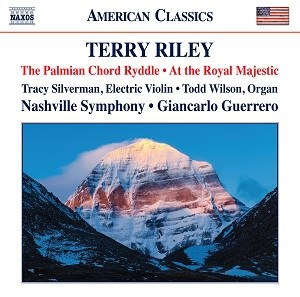 Terry Riley The Palmian Chord Ryddle At the Royal Majestic cover